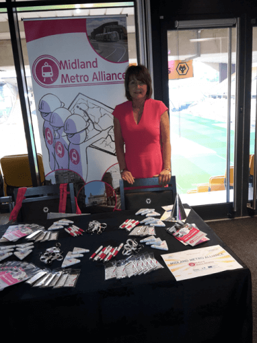 Midland Metro Alliance support Talent Match Black Country